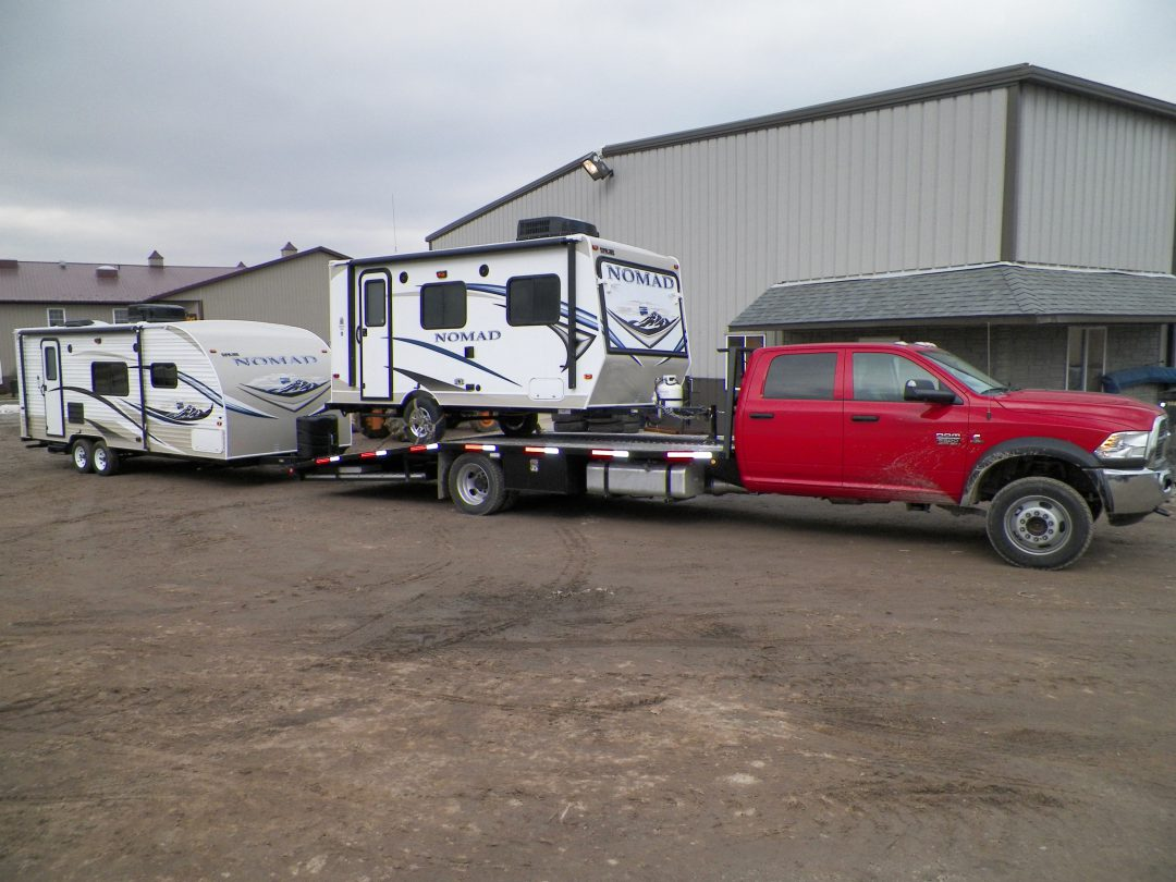 Haul and Tow