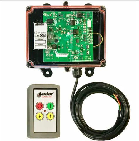 Lodar Wireless Receiver Kit